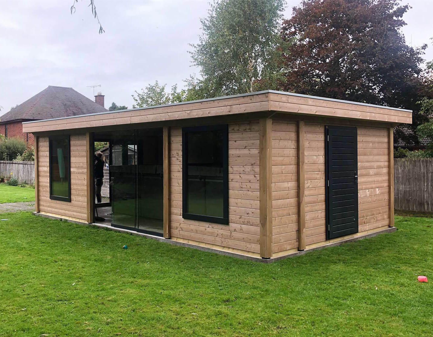 Shed Leicester Gard Buildings Supplier Leicestershire
